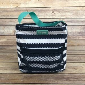 Thirty-One Navy and White Littles Carry All Caddy